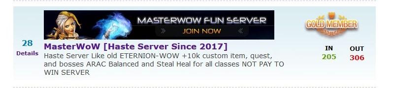 MasterWoW