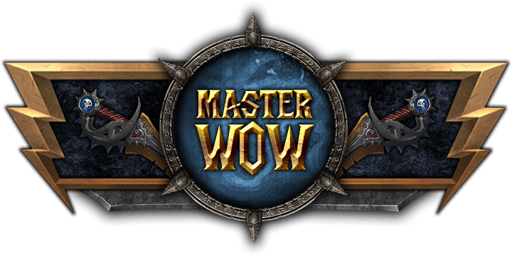 MasterWoW Private Server Logo